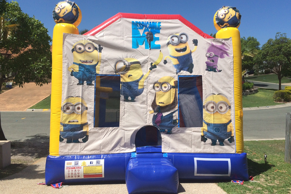 Minions Jumping Castle